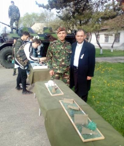 Ziua Porților deschise Batalionul de Cercetare Timișoara