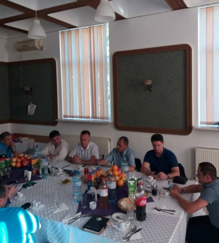 Adunarea Consiliului Director AMVVD