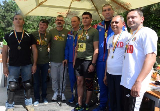 A.M.V.V.D. alături de veteranii de război la VeteRUN
