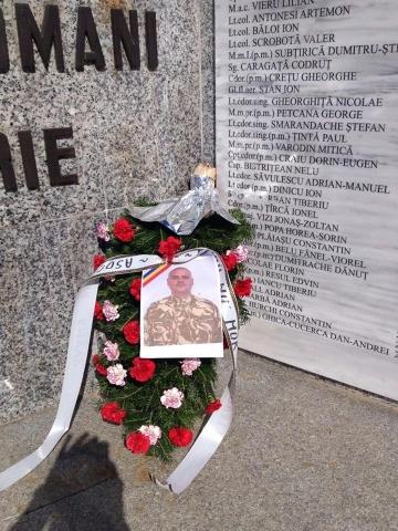 In memoriam Slt. (pm) Mădălin Stoica