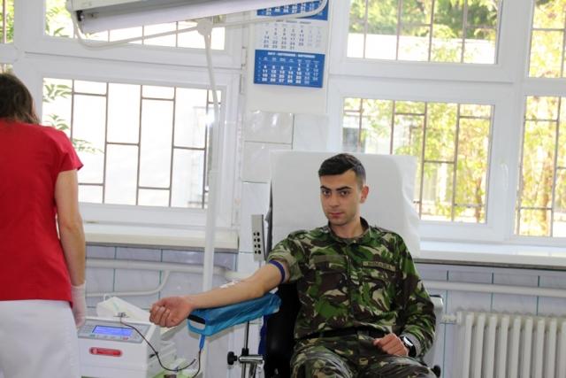 """""""Ajută Mereu, salvează o Viaţă, Vino şi Donează!"""" Brașov"""