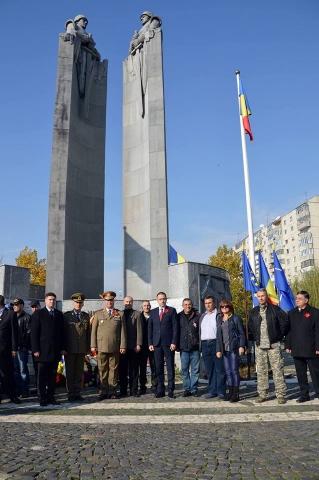 Monumentul Eroilor căzuţi în Teatrele de Operaţii şi pe teritoriul României (M.E.C.T.O.)