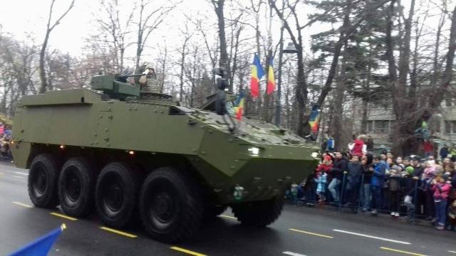 A.M.V.V.D la Parada de 1 Decembrie 2017