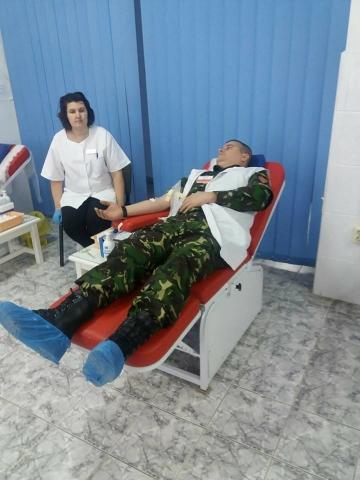 """Sucursala Bistrița a dat startul la campania ,,Donează și ajută de 2 ori"""""""