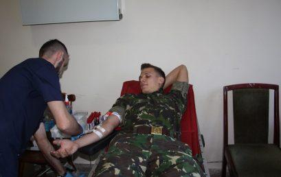 Membrii AMVVD Timișoara au întins o mână de ajutor pentru copiii unor camarazi